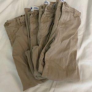 Old Navy tan pants